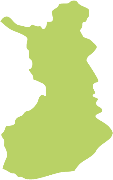 Umriss Finnland