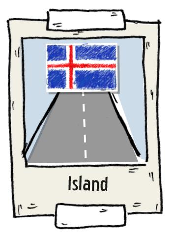 Polaroid Island Roadtrip