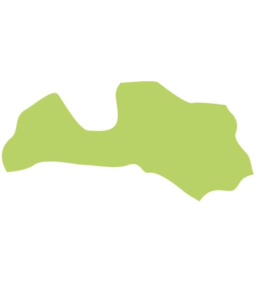 Umriss Lettland