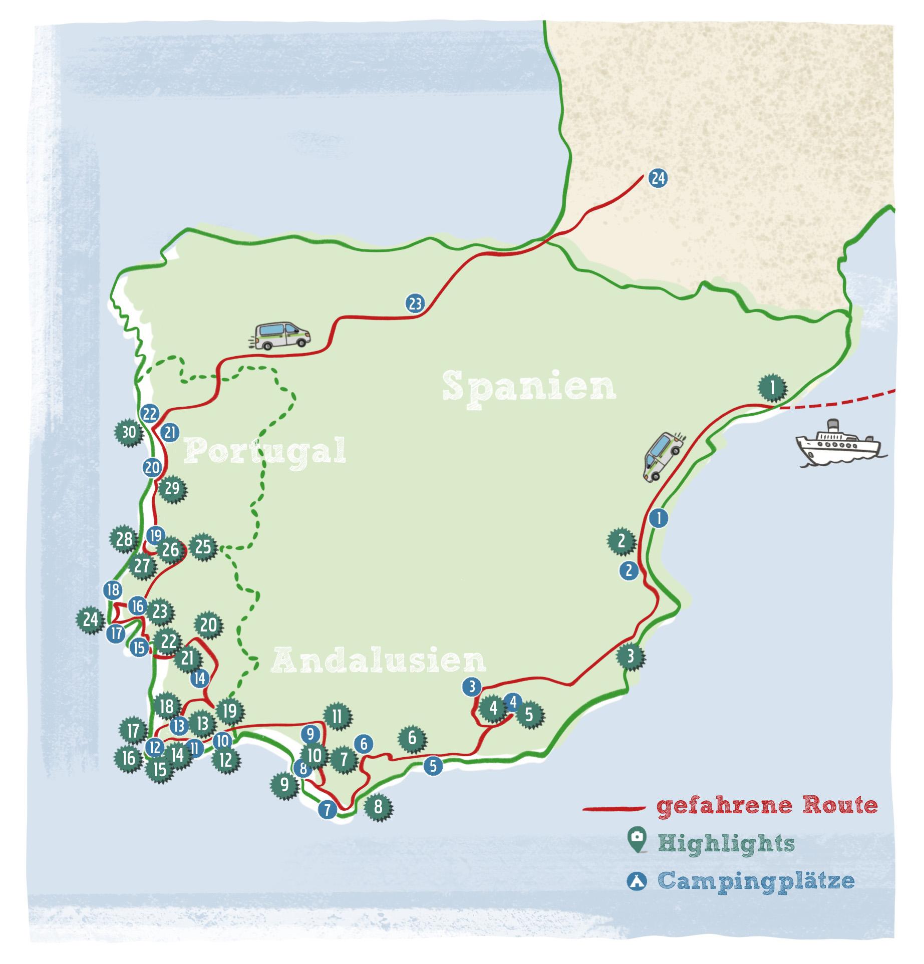 Karte_Andalusien_Portugal