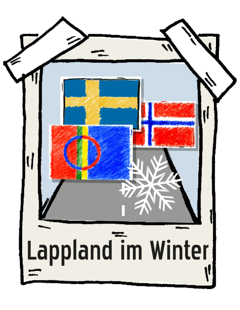Polaroid-Lappland-im-Winter-Roadtrip