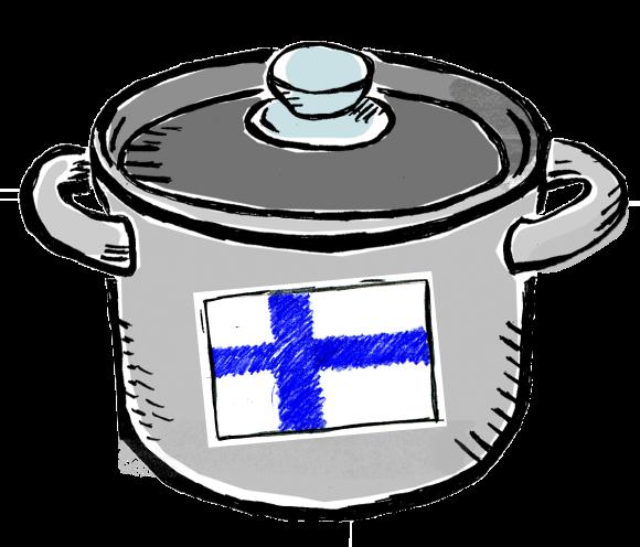Kochtopf-Finnland