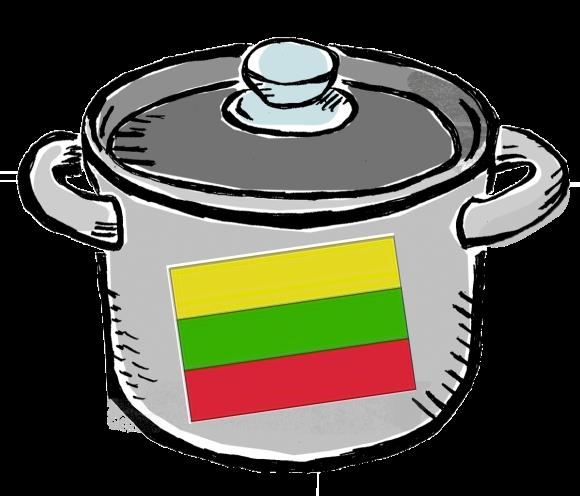 Kochtopf-Litauen