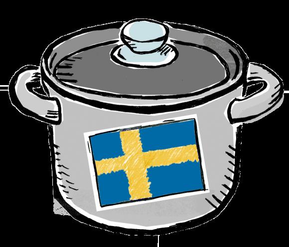Kochtopf-Schweden
