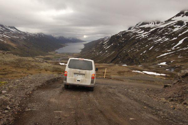 Island Abenteuer Roadtrip Campervan