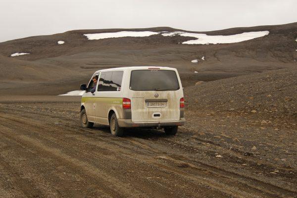 Island Mondlandschaft explorer Abenteuer
