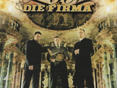 Cover HipHop Die-Firma the-euroamers