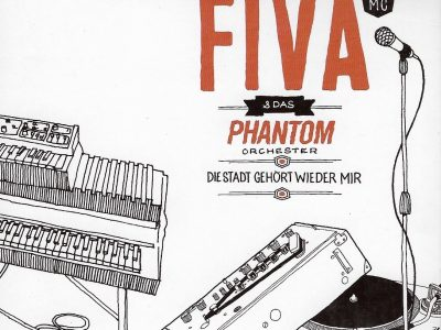 Cover HipHop FIVA the-euroamers