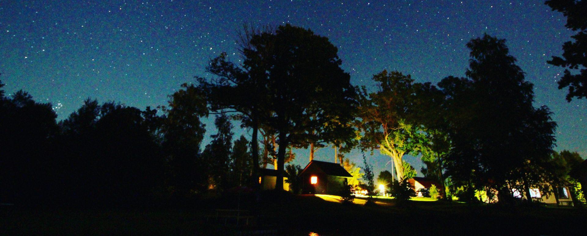 Roadtrip Estland Sternenhimmel Milchstraße
