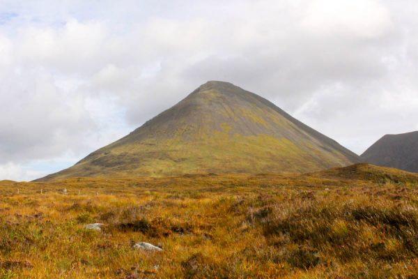 Berg Highland Schottland Wandern
