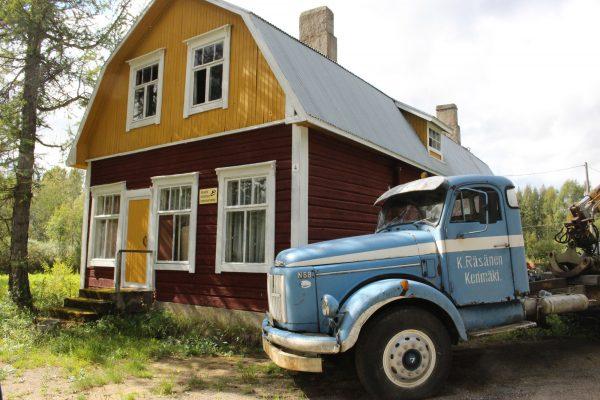 Truck Finnland