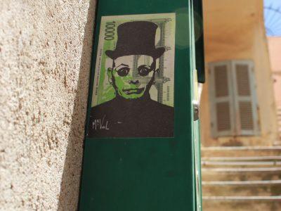 streetart Korsika