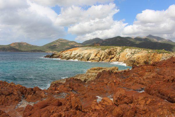 Küste Korsika
