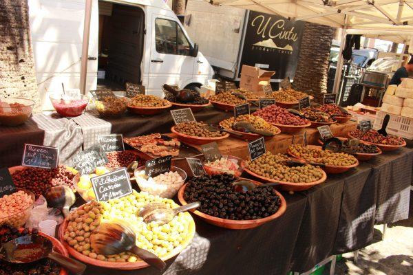 Markt Korsika