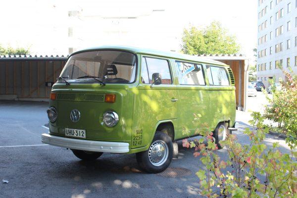 Bulli VW-Bus Campervan