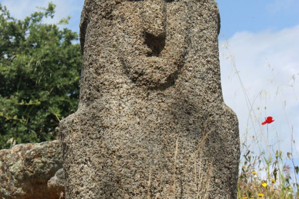 Filitosa Korsika Steinfiguren