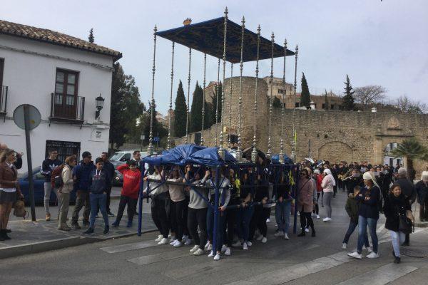 Osterprozession Andalusien Semana-Santa