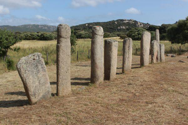 Filitosa Steinfiguren Korsika