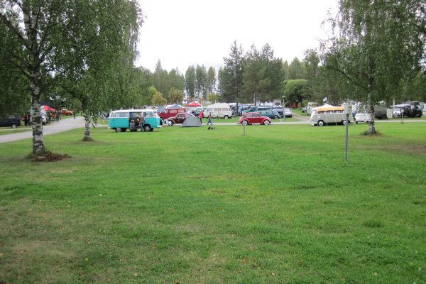 VW-Treffen Finnland Bulli Campervan
