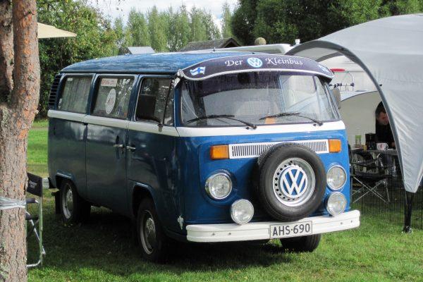 VW-T2 VW-Treffen-in-Finnland