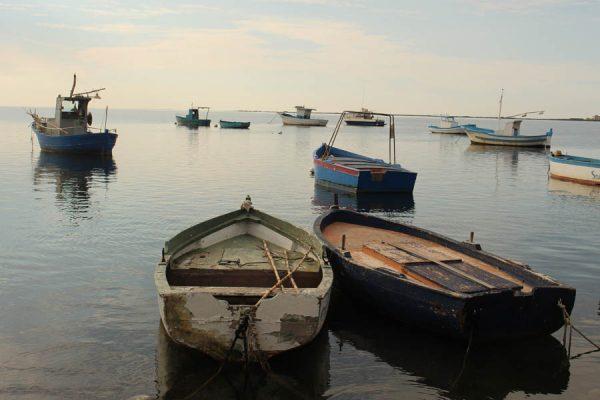 Fischerboote Sizilien