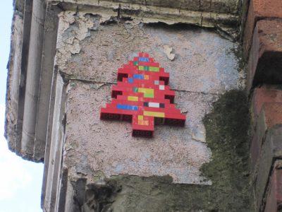 Streetart Graffiti London Shoreditch