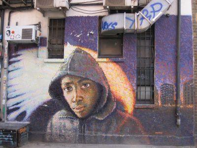 Graffiti Shoreditch London