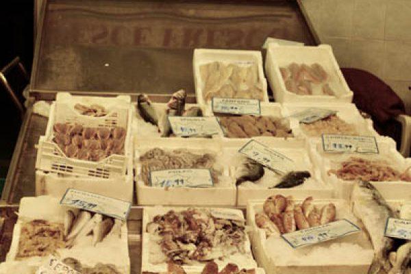 frischer-Fisch Sizilien
