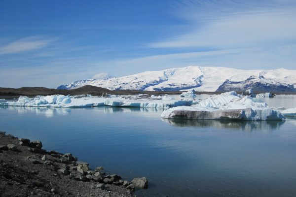 Gletscher-See Island Jökulsárlón