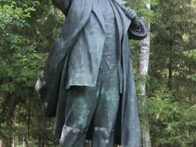 Lenin-Statue Litauen Kommunismus Museum
