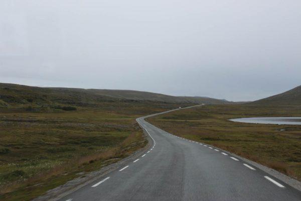 Nordkapp Norwegen Straße zum Nordkapp Roadtrip the euroamers