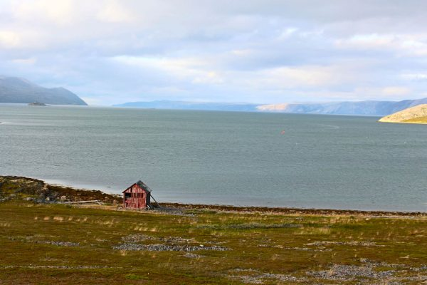 Haus-am-Fjord Norwegen