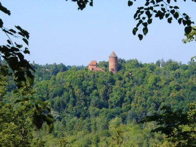 Burg Gauja-Natrionalpark