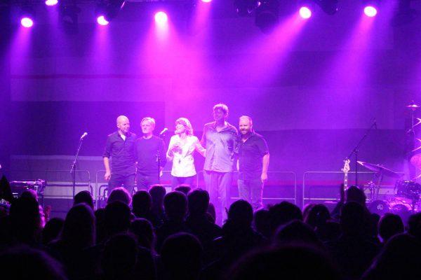 Kari-Bremnes-Konzert-Vadso Norwegen