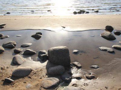 Stilleben Strand