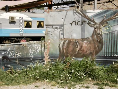 Graffiti Streetart Baltikum