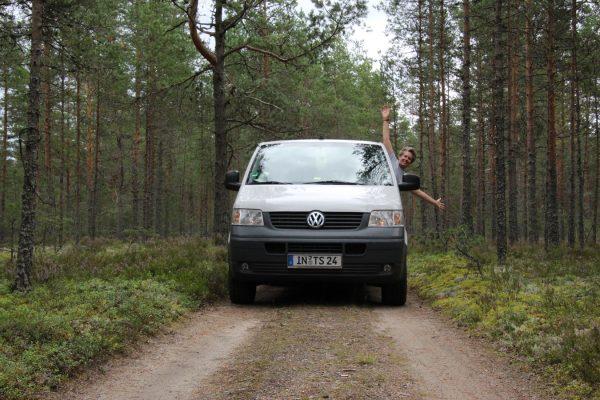 Campervan the-euroamers Baltikum