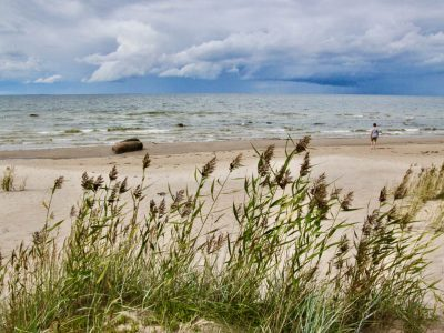 Strand Baltikum Kurische-Nehrung Ostsee