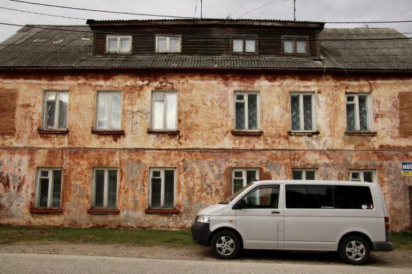 Baltikum Campervan the-euroamers