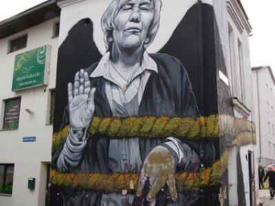 Graffiti Streetart Tartu