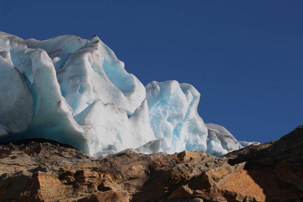 Svartisen-Gletscher Norwegen
