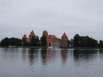 Burg-Trakai Litauen Roadtrip