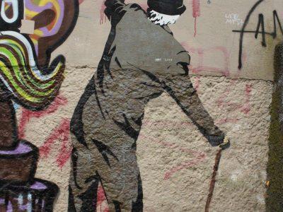 Streetart Graffiti Norwegen Trondheim