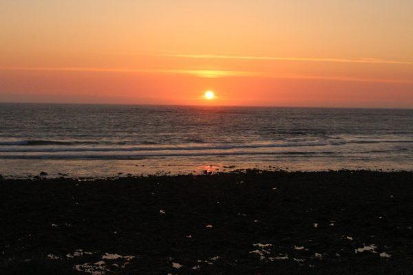 Sonnenuntergang Sunset Irland