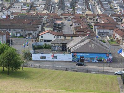 Murals Derry Nordirland Northern Ireland