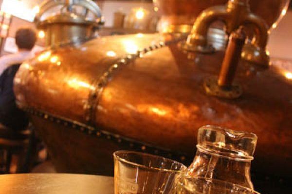 Whiskey Distillery Bushmills Nordirland