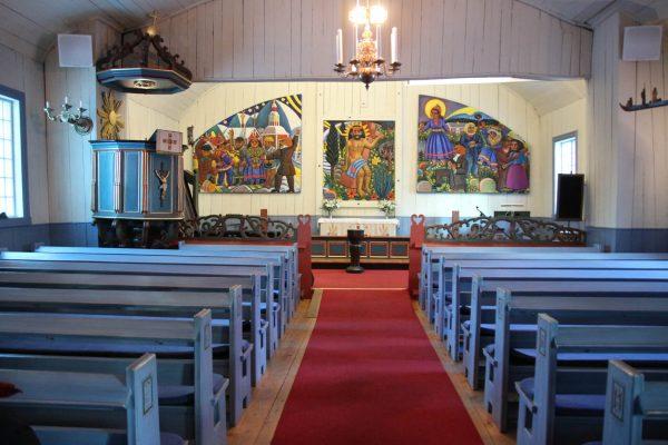 Sämische-Kirche