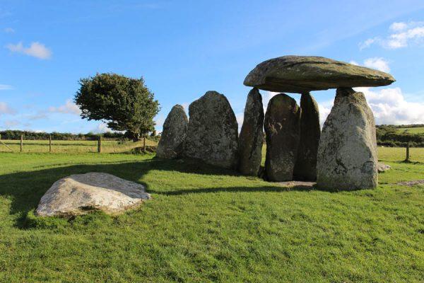 Pentre-Ifan Wales Dolmen