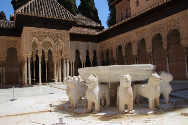 Alhambra Spanien