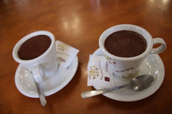 heiße-Schokolade Andalusien